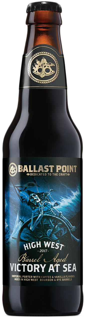 Ballast Point High West Victory At Sea Image