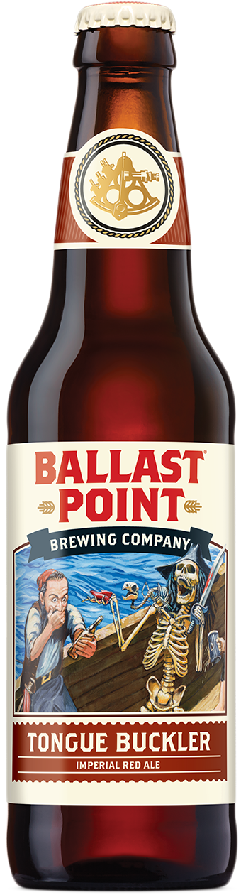 Ballast Point Tongue Buckler Image