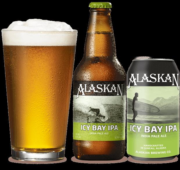 Alaskan Icy Bay IPA Image