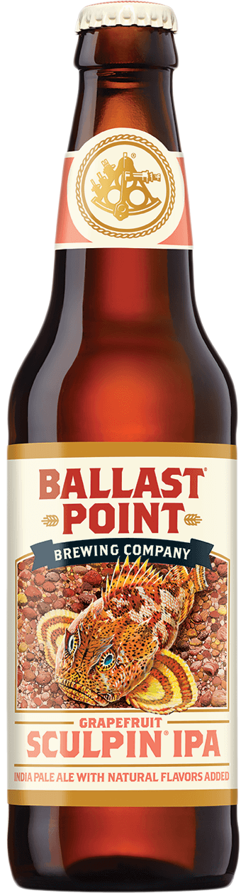 Ballast Point Sculpin Grapefruit Image