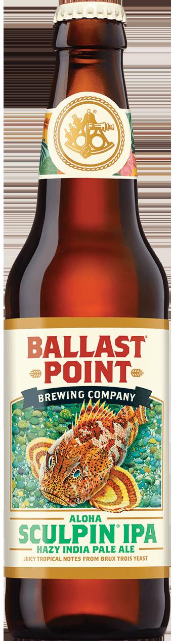 Ballast Point Aloha Sculpin Image