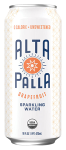 Alta Palla Sparkling Grapefruit Image