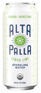 Alta Palla Sparkling Lemon Lime Image