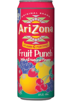 Arizona Fruit Punch Image
