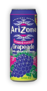 Arizona Grapeade Image