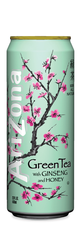 Arizona Green Tea Image