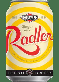 Boulevard Ginger Lemon Radler Image