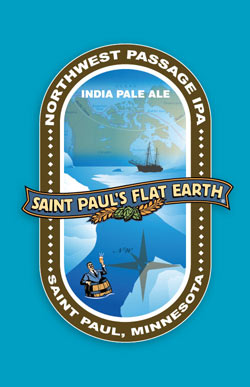Flat Earth Northwest Passage IPA Image
