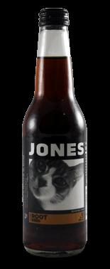 Jones Root Beer Soda Image