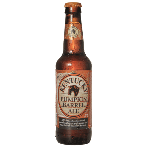 Kentucky Pumpkin Barrel Ale Image