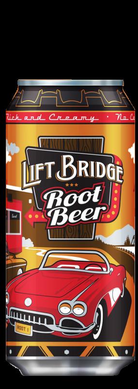 Lift Bridge Root Beer Image