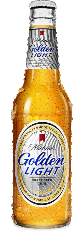 Michelob Golden Light Image