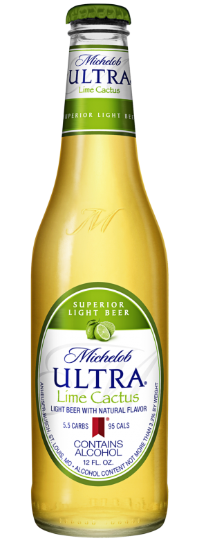Michelob Ultra Lime Cactus Image