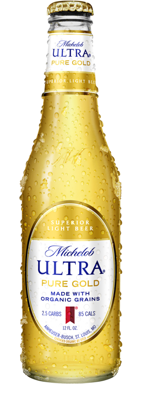 Michelob Ultra Pure Gold Image