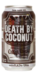 Oskar Blues Death by Coconut Image