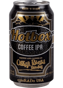 Oskar Blues Hot Box Coffee IPA Image