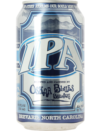 Oskar Blues IPA Image