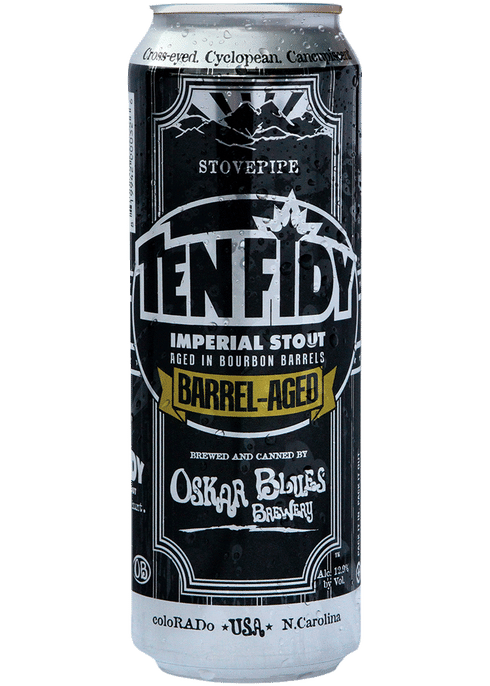 Oskar Blues Ten Fidy Imperial Stout Image