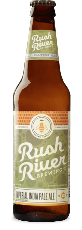 Rush River Double Bubble IPA Image