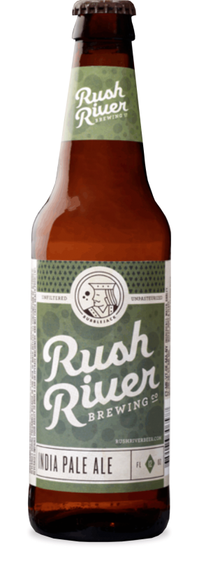 Rush River Bubblejack IPA Image