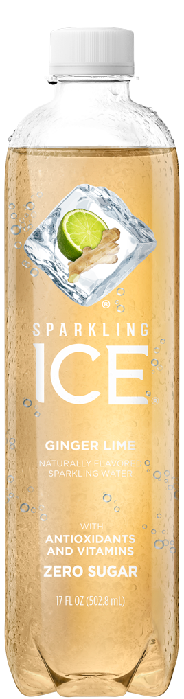 Sparkling Ice Ginger Lime Image