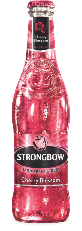 Strongbow Cherry Blossom Image