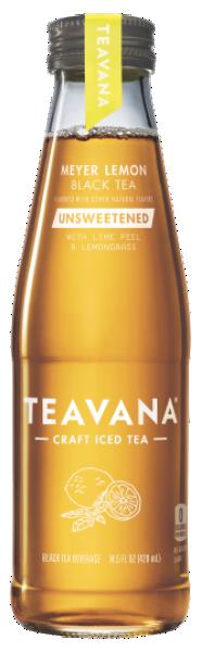 Teavana Meyer Lemon Black Tea Image