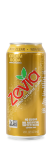 Zevia Cream Soda Image