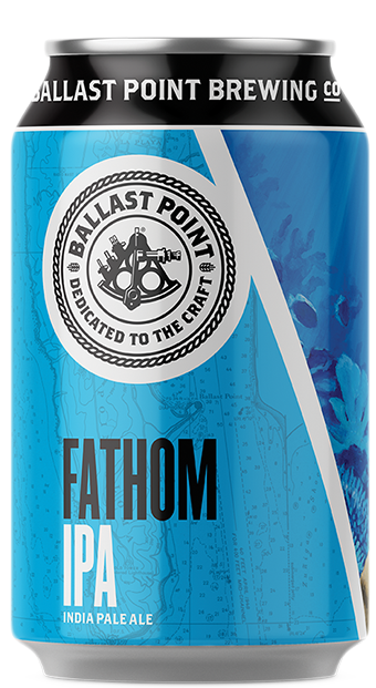 Ballast Point Fathom IPA Image