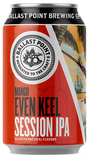 Ballast Point Mango Even Keel Image
