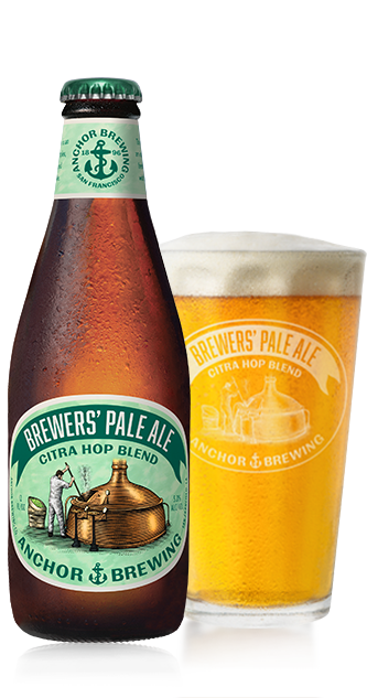 Anchor Brewers Pale Ale Image