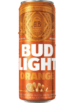 Bud Light Orange Image