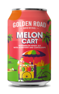 Golden Road Melon Cart Image