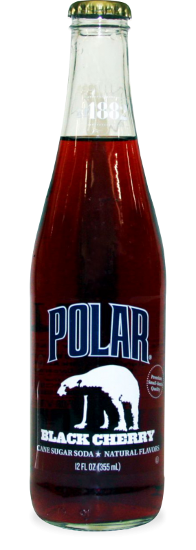 Polar Black Cherry Soda Image