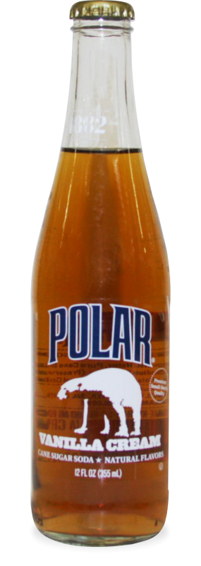 Polar Vanilla Cream Soda Image