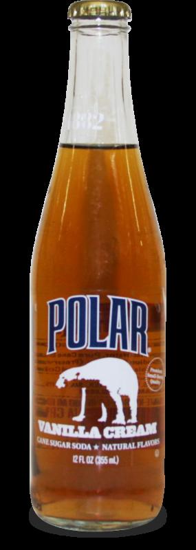 Polar Vanilla Cream Soda Image