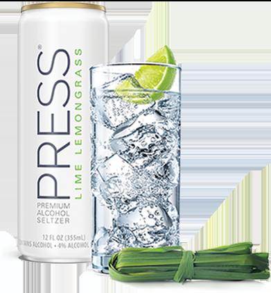 PRESS Lime Lemongrass Image