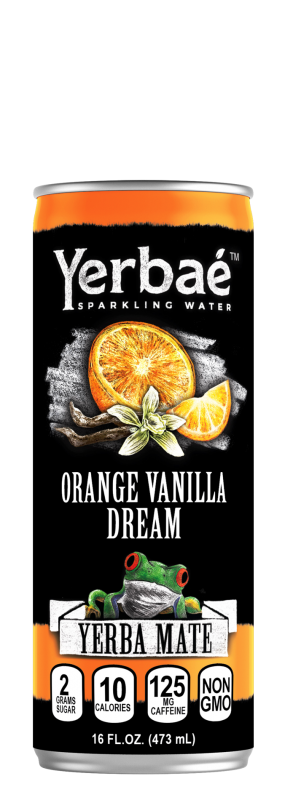 Yerbae Orange Vanilla Dream Image