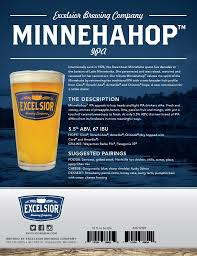 Excelsior Minnehahop IPA Image