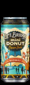 Lift Bridge Mini Cream Donut Soda Image