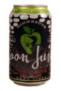 Loon Juice Ginger Mojito Image