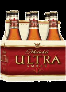 Michelob Ultra Amber Image