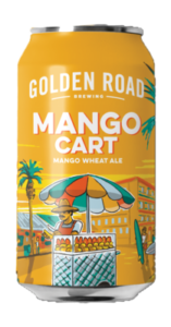 Golden Road Mango Cart Image
