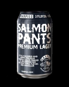 WarPigs Salmon Pants Image