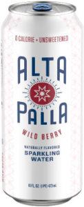 Alta Palla Sparkling Wild Berry Image