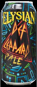 Elysian Def Leppard Pale Ale Image