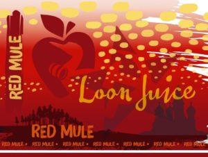 Loon Juice Red Mule Image