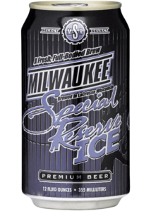 Milwaukee Special Reserve Ice Image