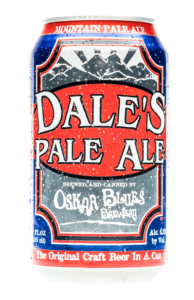 Oskar Blues Dales Pale Ale Image