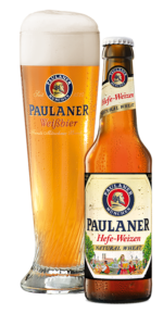 Paulaner Hefe-Weizen Image